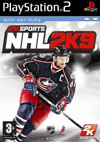 Descargar NHL 2K9 [MULTI5] por Torrent